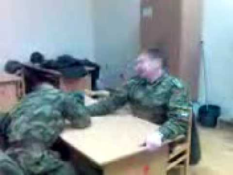 soldier slap