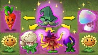 Plants Vs Zombies 2 La Habilidad De Encanta-Menta