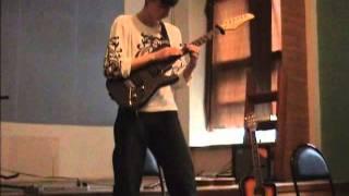 Midnight - Joe Satriani cover.wmv