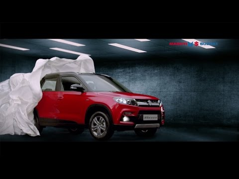 The All New Vitara Brezza - Revealed!