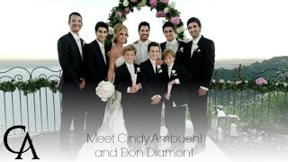 Meet Cindy Ambuehl and Don Diamont