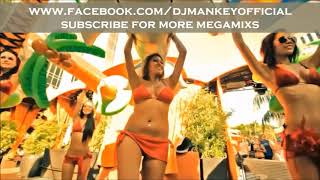 ♬ Dj-Mankey Mix Ibiza Pool Party House & Electro Top Hits 2017 VideoMix ♬