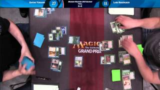 Grand Prix Utrecht 2015 Finals: David Yergoni vs. Lars Rosengren (Draft)