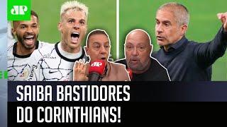 Elenco do Corinthians gosta de Sylvinho? Veja os bastidores que Nilson Cesar trouxe