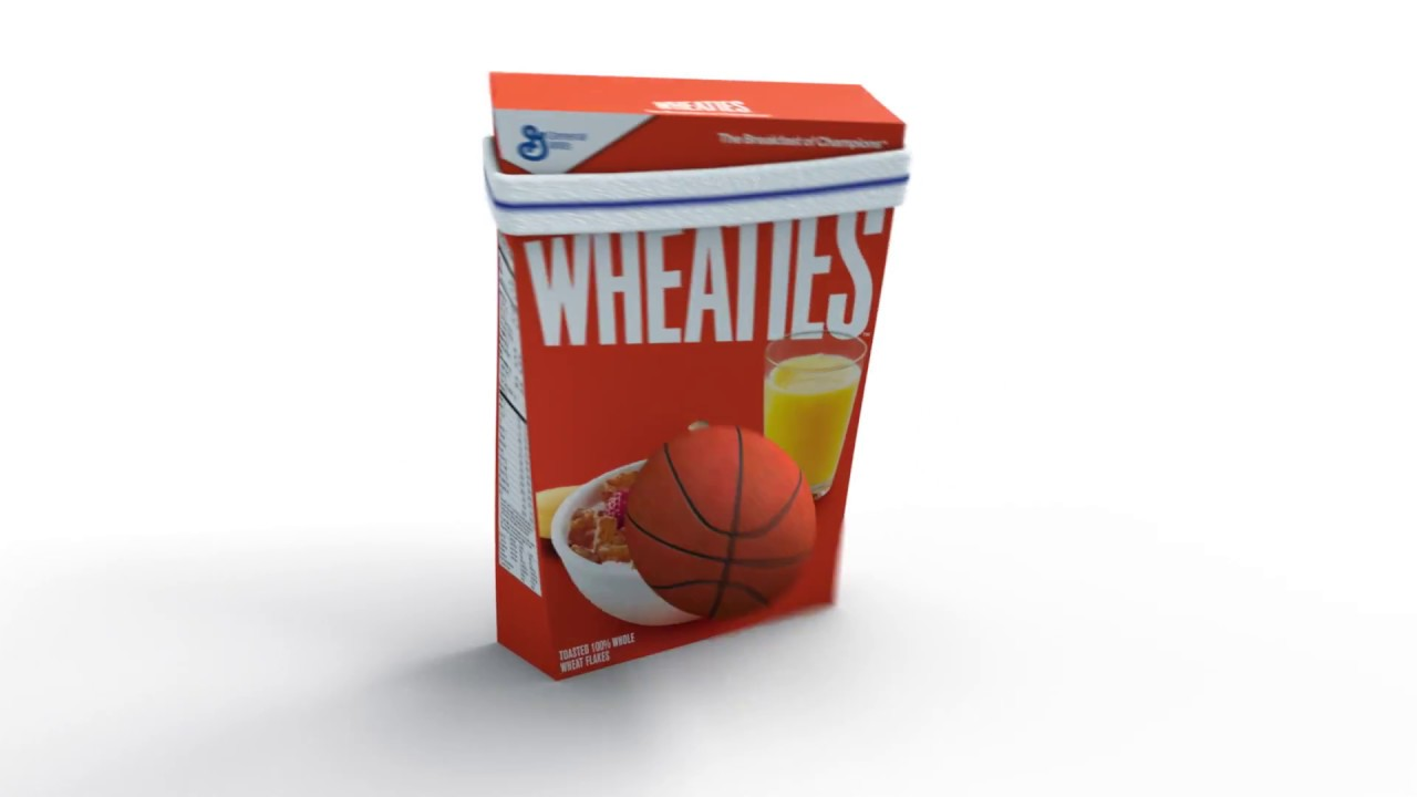 Wheaties Come Back