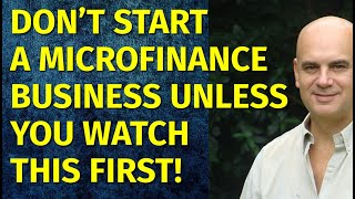 How to Start a Microfinance Business | Including Free Microfinance Business Plan Template