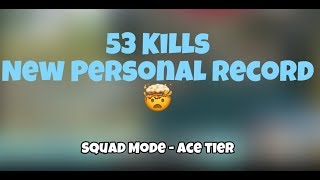 THANOS MODE ON (53 KILLS | Beast Squad) | OnePlus