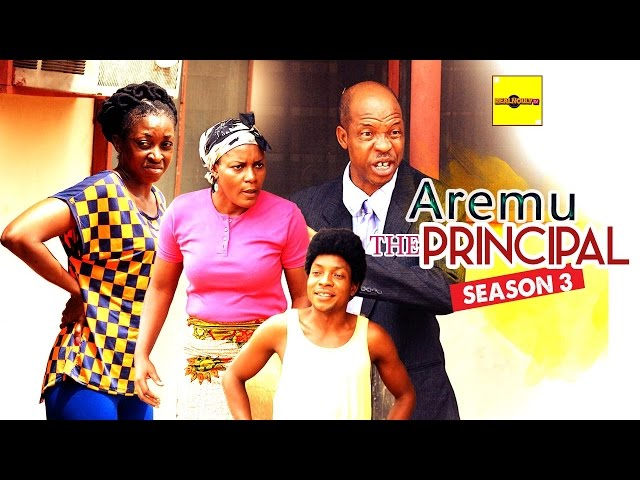 Aremu The Principal (Part 3)