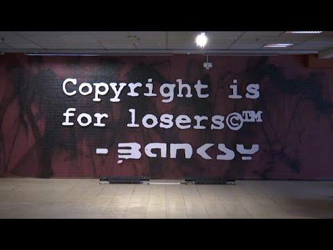 Βέλγιο: Κατάσχεση έργων του Banksy