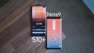 Samsung Galaxy S10+ vs Samsung Galaxy Note9: Does Samsung's flagship still stack up?