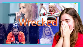 GOOD GIRL WITCH+BARBIE+GANGSTA+DON'T CRY FOR ME REACTION *CLC,KARD,SNSD,JAMIE,AILEE,CHEETA,SLEEQ*