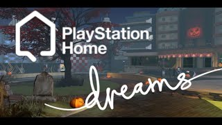Dreams PS4 - New PlayStation home Halloween update 2019