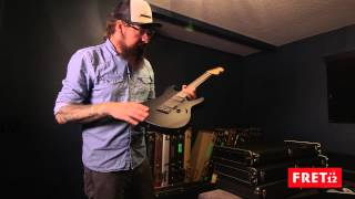 FRET12 Jim Root: The Sound & The Story Guitar Tour