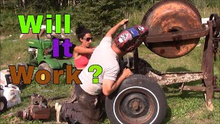 Close To Filling Our Forms// Water Tank Build// Cement Mixer Build