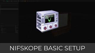 Nifskope Tutorial (Basic Program Setup) Skyrim