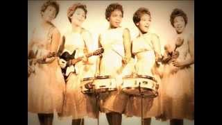 "THE CHANTELS -""MAYBE""  (1958)"