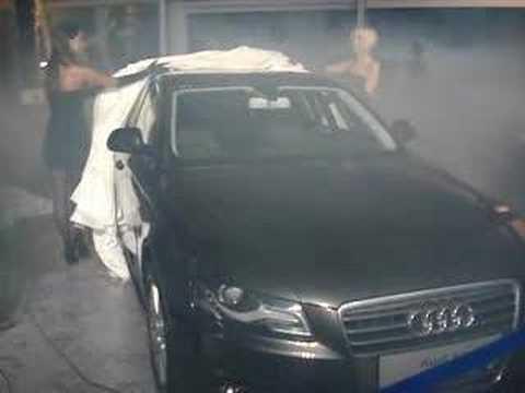 Audi A4 Präsentation 2007-2