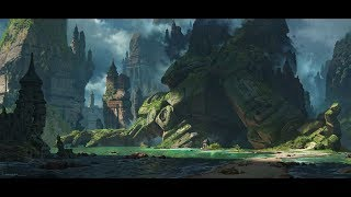 Environment Design And Illustration With Aaron Limonick