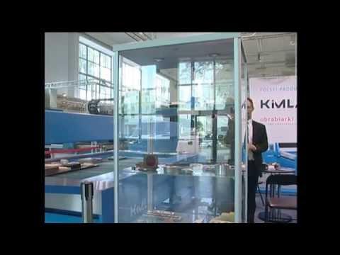 Gold medal for Kimla Waterjet Streamcut
