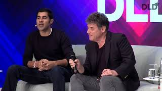 The Asian Century! (Parag Khanna, FutureMap & Andrew Keen, Author) | DLD 19