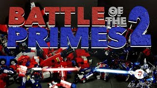 Gambar cover Battle of the Primes 2 - Full Video with Extended Ending!