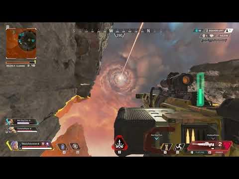 克萊博狙擊擊落在空中飛的瓦爾基里