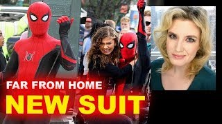 Spider-Man Far From Home - New Suit Red & Black