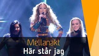 Schlagerdivan Charlotte Perrelli - Här står jag | Mellanakt i Melodifestivalen 2016