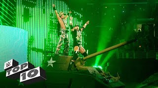 Greatest SummerSlam entrances: WWE Top 10