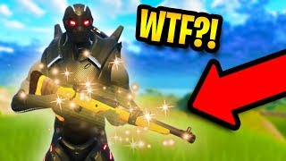 I FOUND A MAGICAL HUNTING RIFLE! | Fortnite Battle Royale