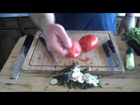 Produkttest: Aicok Professional Messerblock