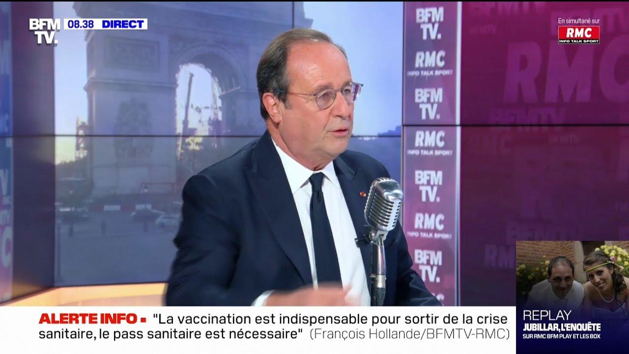 """""""Longtemps, Emmanuel Macron a affirmé qu'il me soutiendrait pour la présidentielle de 2017"""