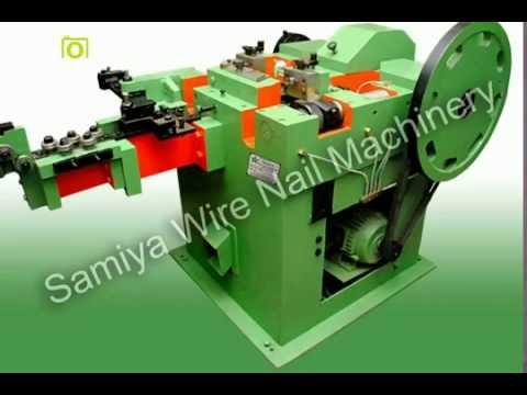 Panel Pin Machine