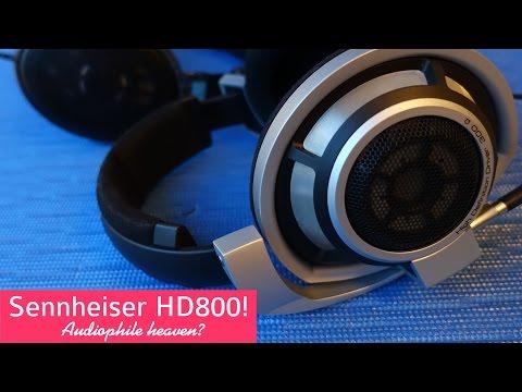Sennheiser HD800 audiophile review – worth a 1000 bucks?   DHRME #22