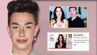 James Charles Family Furious At Tati Over Her Bye Sister Video