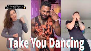 Take You Dancing - Jason Derulo TikTok Dance Compilation