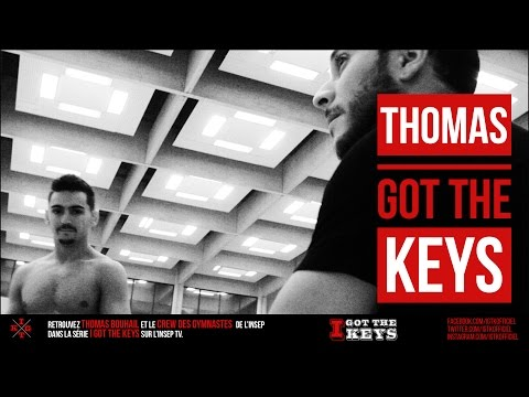 I GOT THE KEYS - Thomas Bouhail
