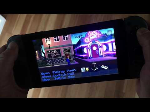 Ron Gilbert's Thimbleweed Park on PS4 August 22, Switch in...