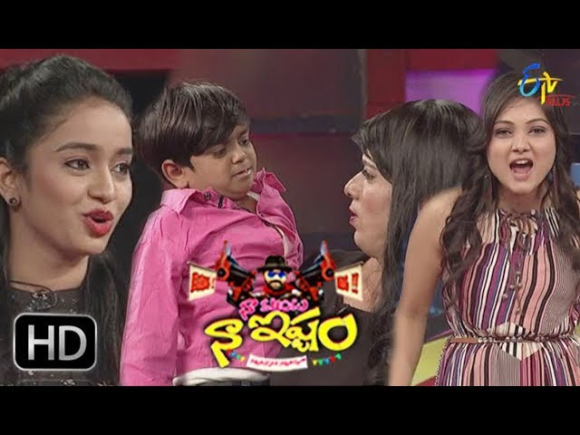 Naa Show Naa Ishtam – 20th January 2018 – Full Episode | Priyanka, Vindhya