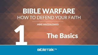 The Basics - Rules of Engagement for Successfully Sharing Your Faith