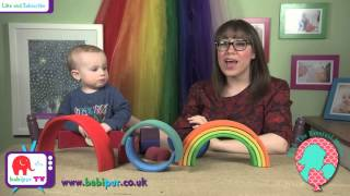 Grimm's Wooden Rainbow Review
