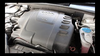 How to Change the Oil & Filter - Audi A4 B8