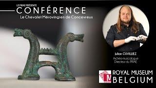 Projet LEIA | Conférence | Chevalet de Concevreux | Lyre de Cologne | Julian Cuvilliez