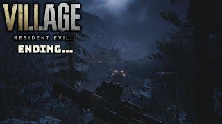 Resident Evil 8 Village Walkthrough Ending! - (Resident Evil 8)