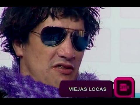 Viejas Locas video Pity y el Padre César - Entrevista Julio 2012