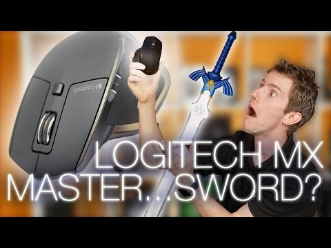 Logitech MX Master Mouse Review – It's Business Time