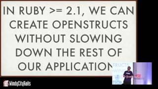 Building a Better OpenStruct