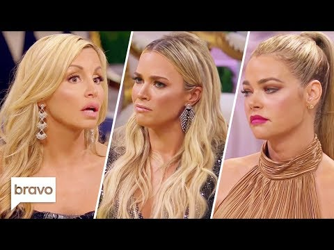 Camille Grammer Has Words For Kyle, Teddi & Denise   RHOBH Reunion Highlights (S9 Ep22)