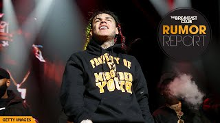 Tekashi 6ix9ine Sued for Unpaid Security Bill Totaling More Than $75K