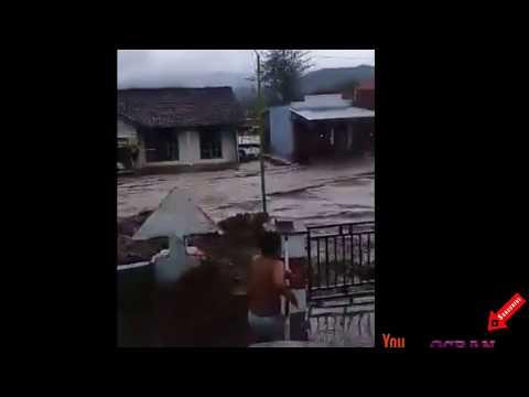 Dua Desa Diterjang Banjir di Dompu NTB